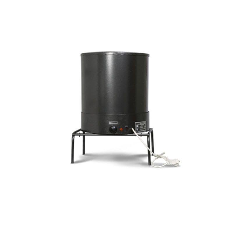 Коптильня электрическая ЭЛВИН ЭКУ , 3 яруса, сталь, 800 Вт - фото 10258