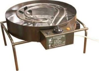 Коптильня электрическая ЭЛВИН ЭКУ , 3 яруса, сталь, 800 Вт - фото 10260