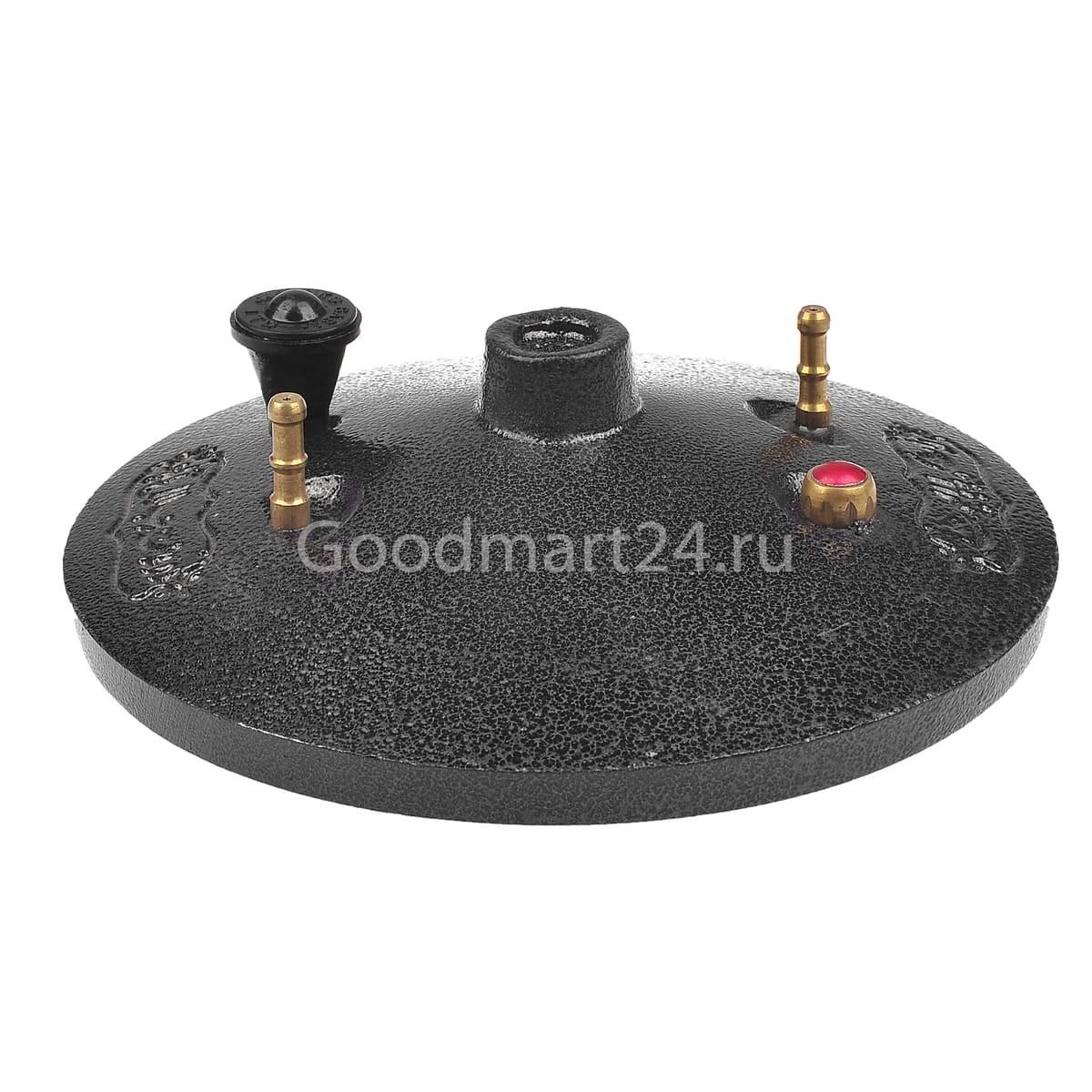 Афганский казан-скороварка 15 литров черный, алюминий - фото 12340