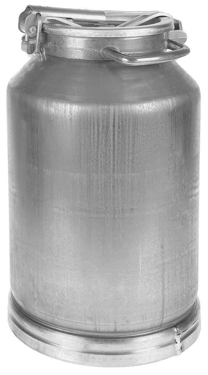 Алюминиевая фляга-бидон на 25 литров Калитва - фото 12920