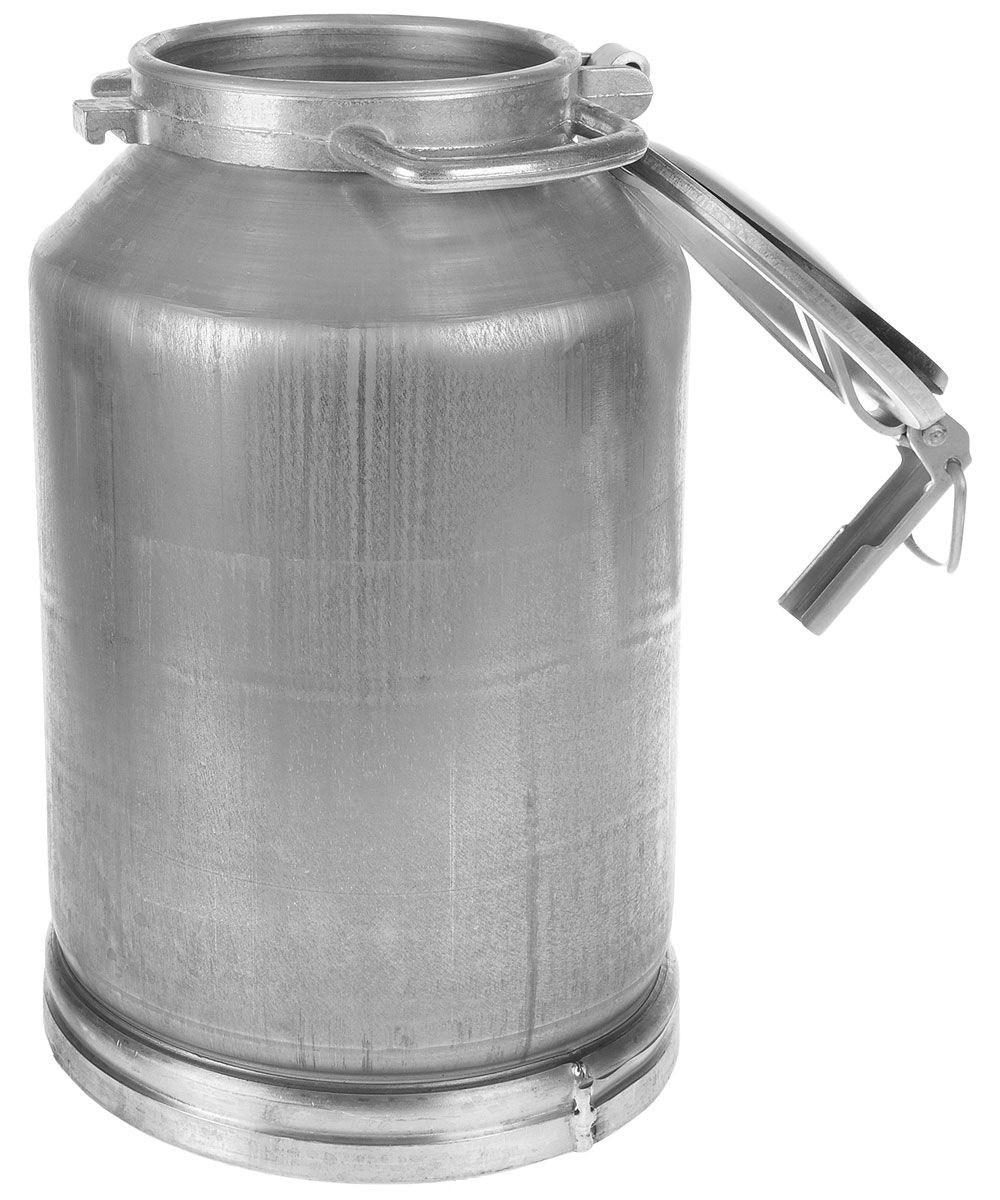 Алюминиевая фляга-бидон на 25 литров Калитва - фото 12921