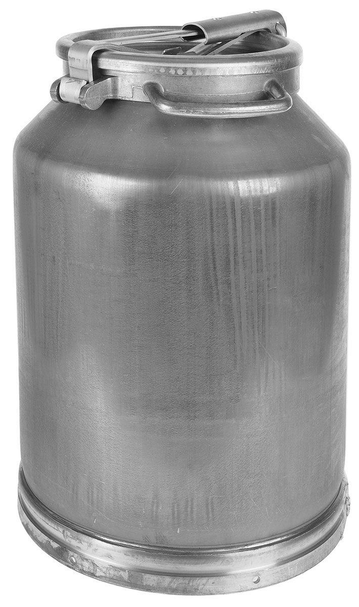 Алюминиевая фляга-бидон на 40 литров Калитва