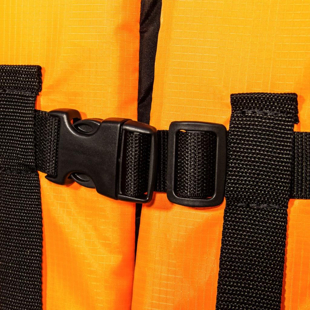 Спасательный жилет Таймень Эко (S) оранжевый - фото 15716