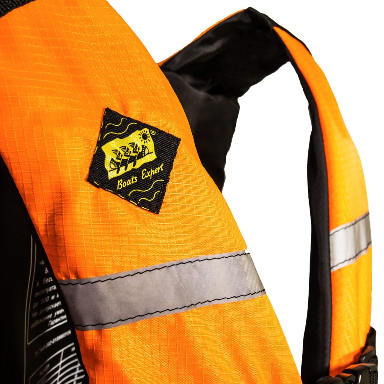 Спасательный жилет Таймень (XXL) оранжевый - фото 15727