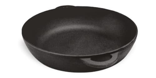Сковорода 320х60 мм. чугунная с ручками Ситон Ч3260 - фото 5080