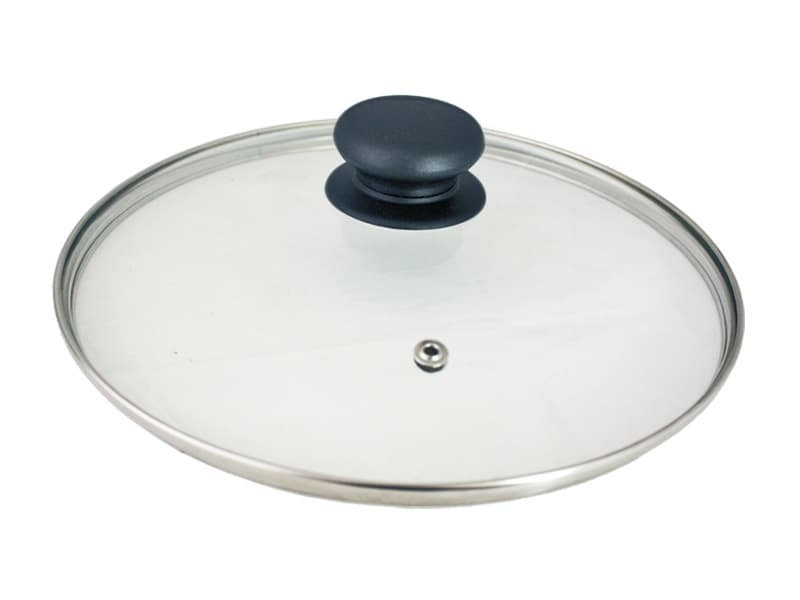 Крышка стеклянная пароотводная 320 мм. Tima - фото 5185