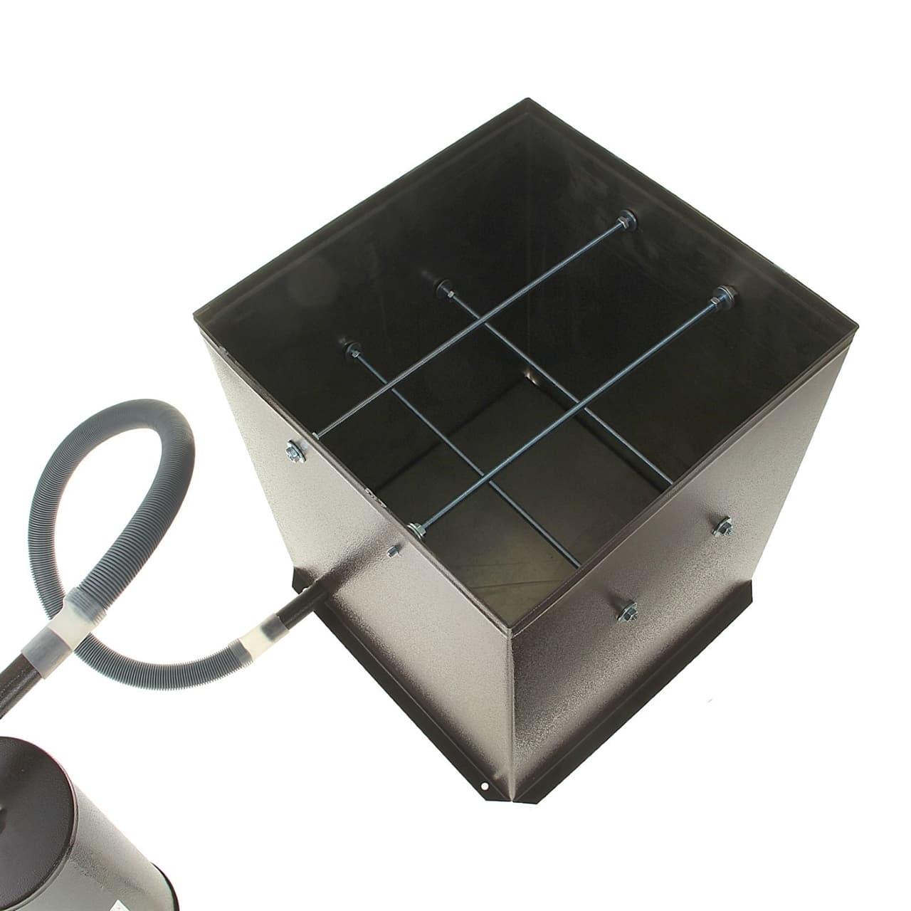 Коптильня Дым Дымыч 01М холодного копчения с емкостью 32 л. УЗБИ - фото 5299