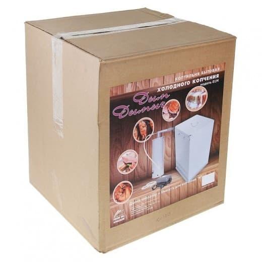 Коптильня Дым Дымыч 01М холодного копчения с емкостью 32 л. УЗБИ - фото 5301