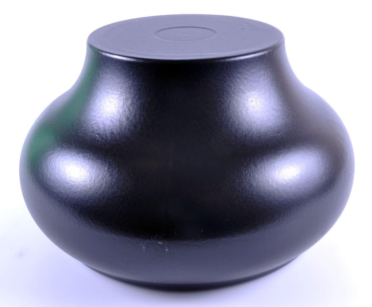 чугунок, горшок чугунный с чугунной крышкой 1.5 л. ситон купить с доставкой