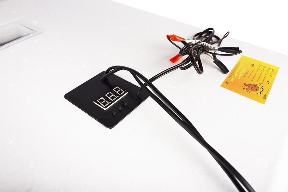Цена на Инкубатор несушка 104 яица 220/12 В с автоматическим поворотом