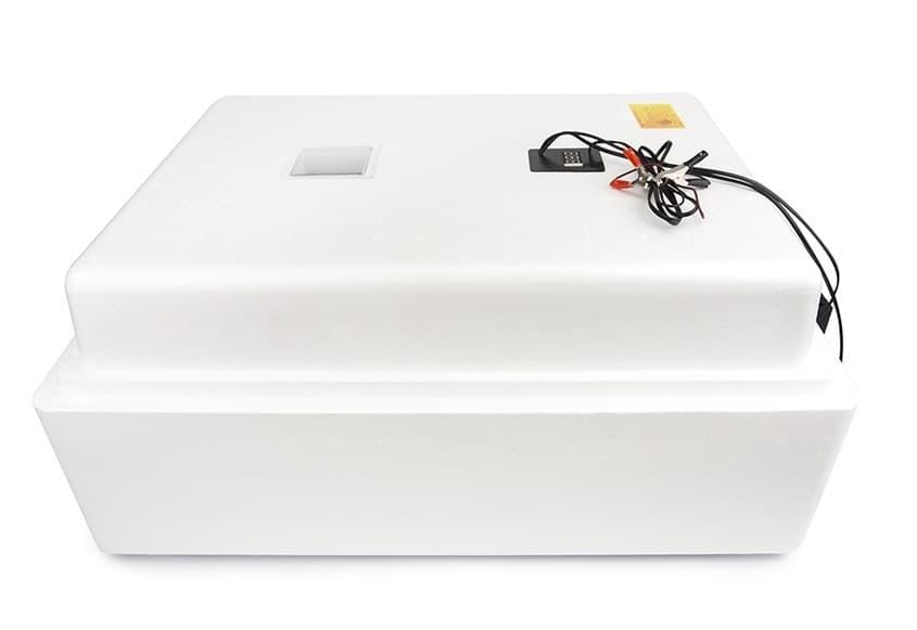 Инкубатор Несушка 104 яйца 220/12 В, автомат. пов., цифр. терм.,гигрометр, арт.64г - фото 5512