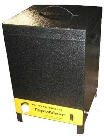 Электрическая коптильня 1 кВт с терморегулятором ТермМикс