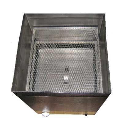 Электрическая коптильня 1 кВт с терморегулятором ТермМикс - фото 5546