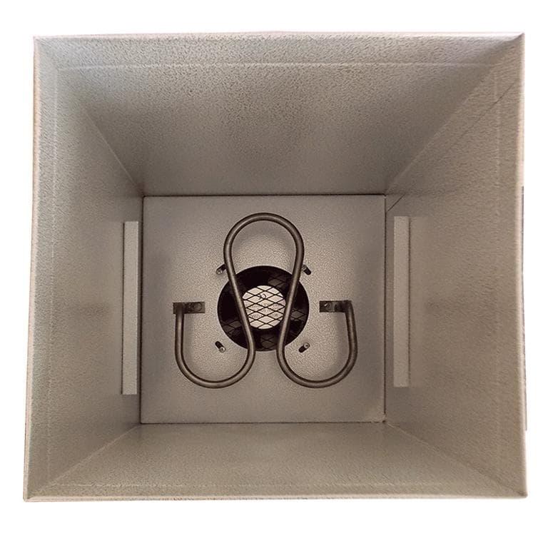 Электросушилка металлическая для фруктов и овощей 4 лотка ТермМикс - фото 5551