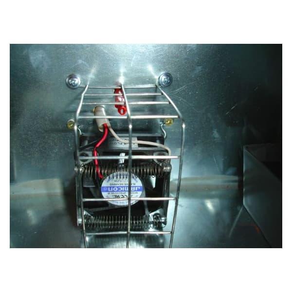 Инкубатор БЛИЦ 72 цифровой, 220/12В, автомат.поворот, рег. влажности - фото 5615