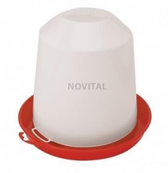 Поилка вакуумная на 3 литра Novital