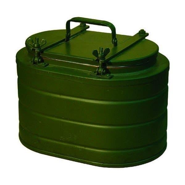 армейский термос 6 литров с колбой из стали купить