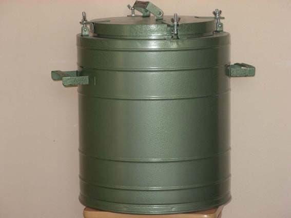 армейский термос 25 литров с колбой