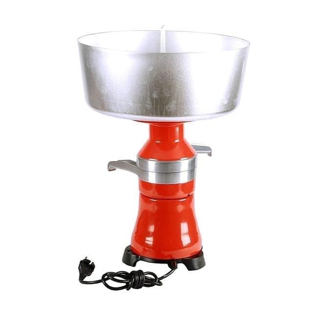 Сепаратор для молока Мотор Сич 100-18, 100 л/ч, 12 л.,мет. корпус, мет. чаша - фото 5875