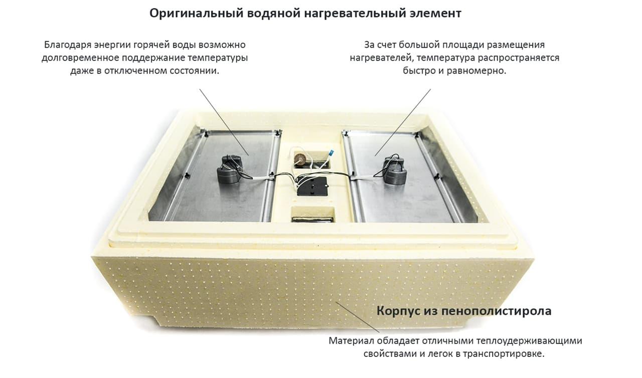 Инкубатор Золушка 28 яиц, автопереворот, 220/12В, аналоговый терм., гигрометр отзывы