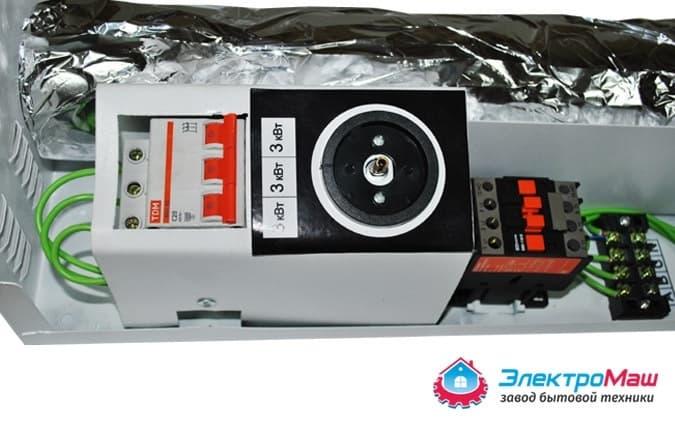 Электрокотел отопления Электромаш ЭВПМ - 9 кВТ купить