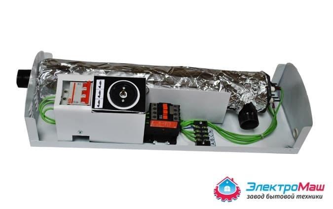 Электрокотел отопления Электромаш ЭВПМ - 12 кВТ купить