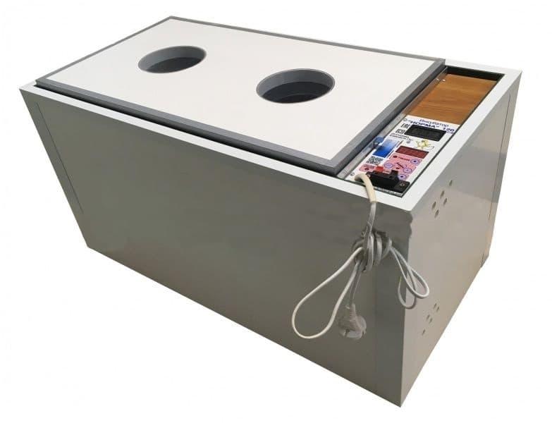 Инкубатор Норма 120 Парка Цифровой 120 яйц, 220/12В, автомат. поворот, гигрометр - фото 6304