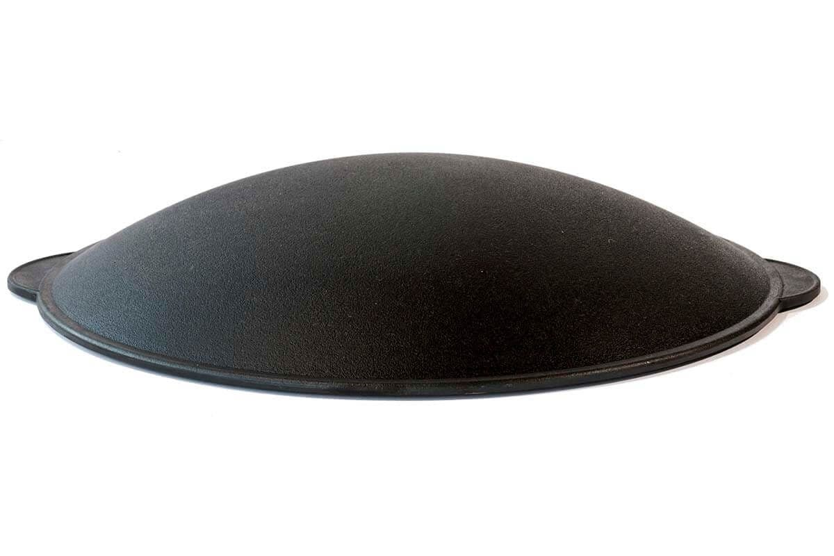 Крышка - сковорода 360 мм. чугунный САДЖ Орша