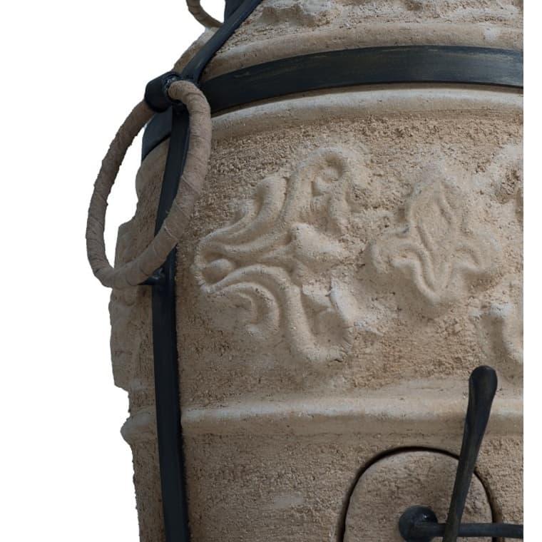 Тандыр Фирменный, слоновая кость, Эко