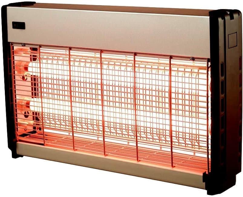 Прибор для уничтожения летающих насекомых ЭкоСнайпер GC1-40 - фото 7652
