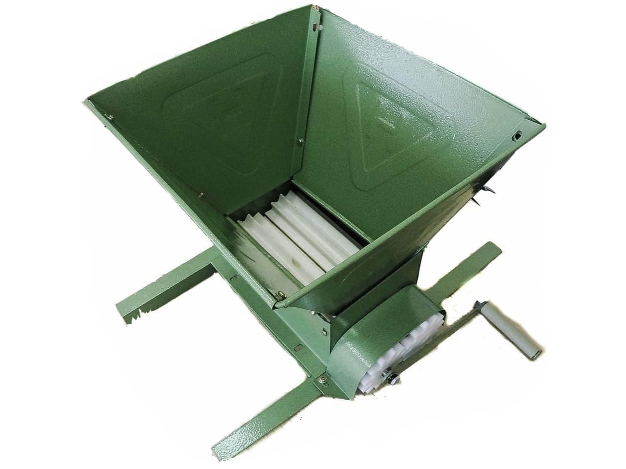 Дробилка механическая для винограда ДВ-4, до 300 кг/ч - фото 7700