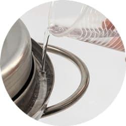 Коптильня цилиндрическая Fansel (Фансел), 20 л. - фото 7925