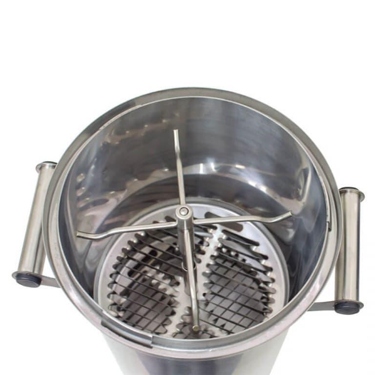 Коптильня Hanhi 20 л. из нержавеющей стали - фото 8622