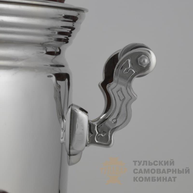 Набор Светоч жаровой 7 л. банка, никель, 5 предметов, ТСК - фото 9226