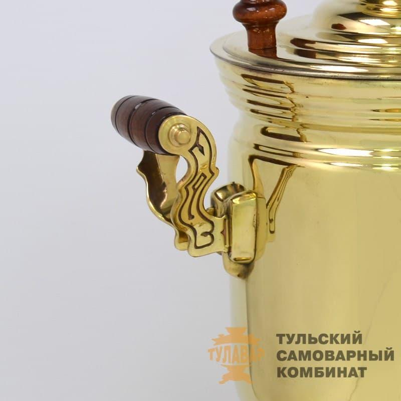Набор Традиционный жаровой 5 л. банка, латунь, 5 предметов, ТСК - фото 9238