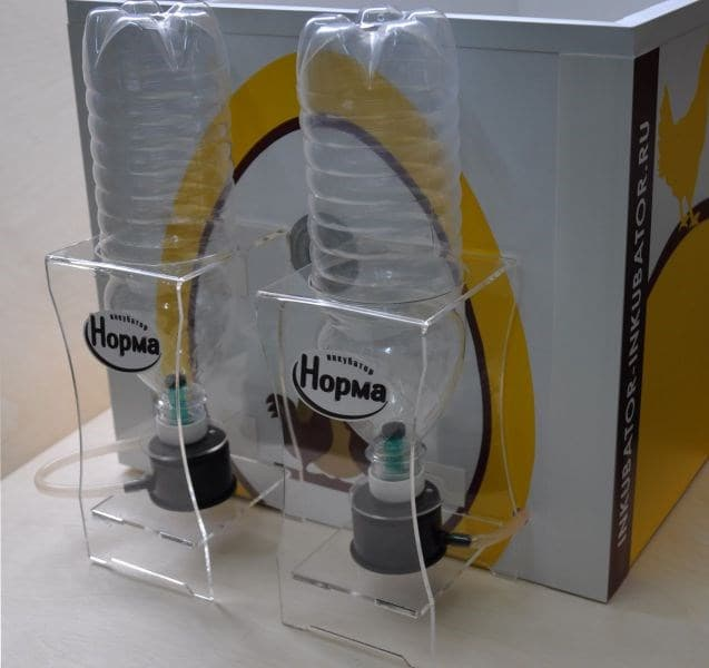 Система автодолива воды в ванночки к инкубаторам БЛИЦ, Норма, Луппер, Парка - фото 9673