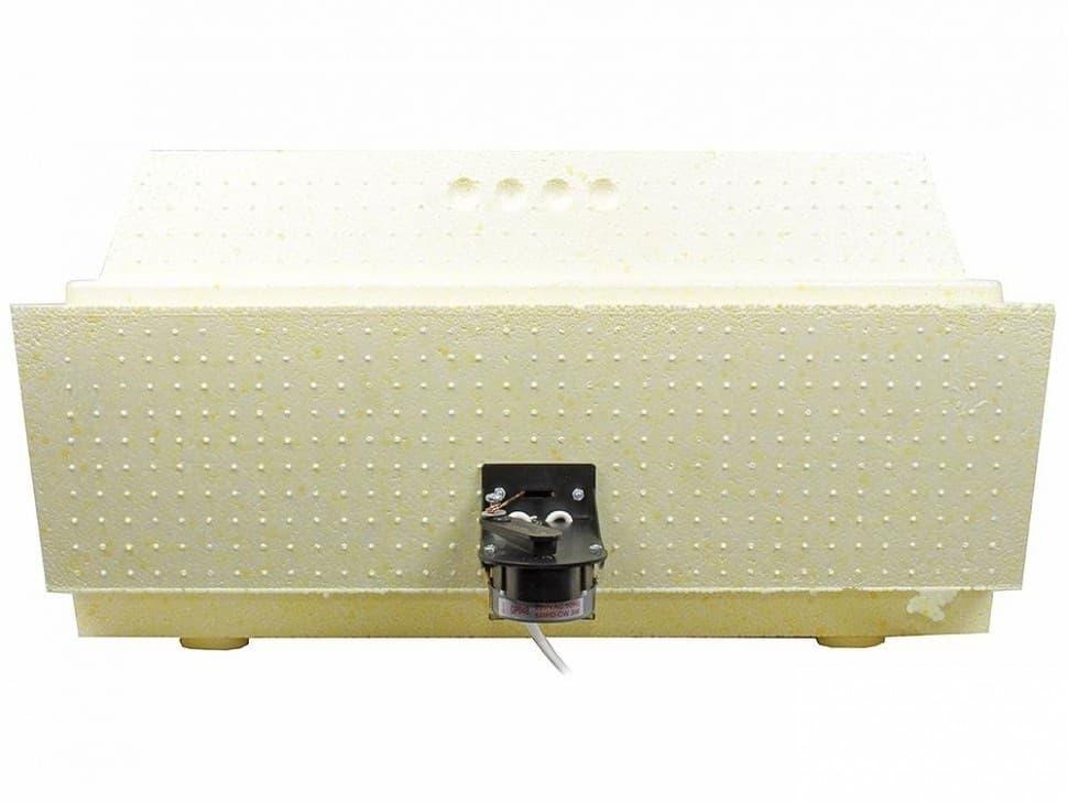 Инкубатор Золушка 98 яиц, автопереворот, 220В, аналоговый терм., гигрометр - фото 9717