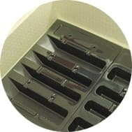 Инкубатор Золушка 98 яиц, автопереворот, 220В, аналоговый терм., гигрометр - фото 9725