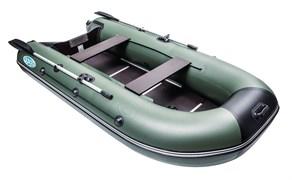 Фото лодки RUSH 3300 СК зеленый/черный