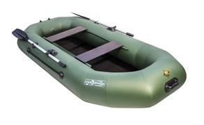 Лодка NX 270 C Зеленый фото