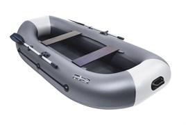 ПВХ Лодка Таймень LX 290 Графит/светло-серый