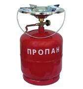Комплект газовый кемпинг баллон 8 литров Россия Фото