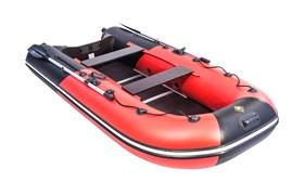 """Лодка ривьера компакт 3200 ск """"комби"""" красный/черный 320 см фото"""