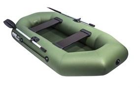 Лодка ПВХ Аква-оптима 240 Зеленый Фото