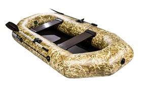 ПВХ Лодка Аква-оптима 260 камыш фото