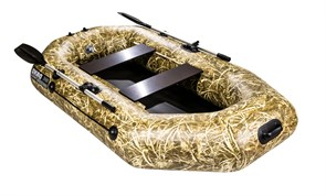 Лодка ПВХ Аква-мастер 240 камыш фото