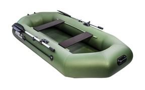 Лодка ПВХ Аква-мастер 280 зеленая фото