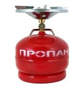 Комплект газовый кемпинг баллон 5 литров Фото