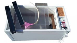 Инкубатор Норма Луппер 72 С8  Цифровой 72 яйца, 220/12В, автомат. поворот, регулировка влажности