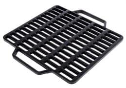 Решетка для гриля Камская посуда чугунная, 40х44 см. арт.РЕШ440